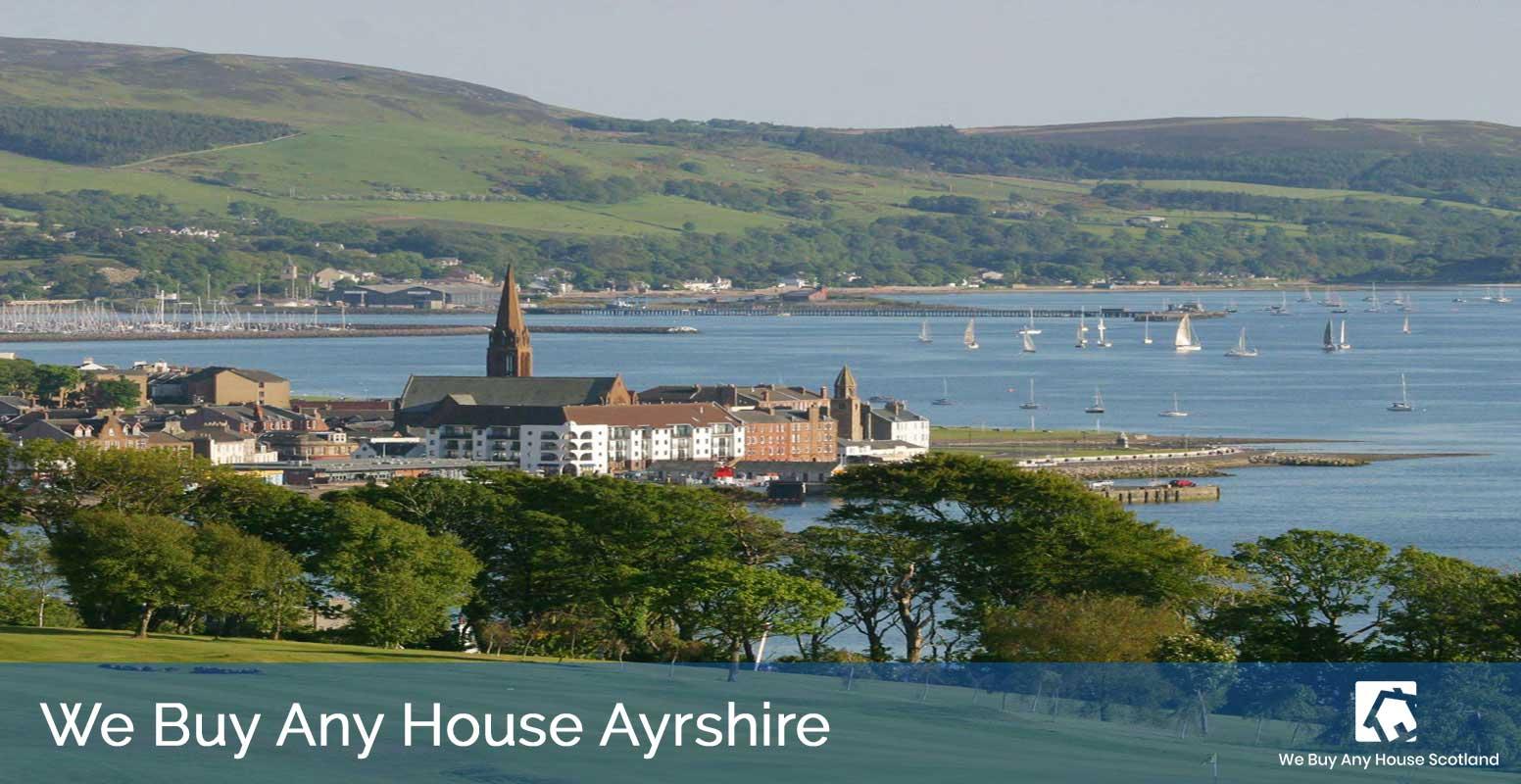 We Buy Any House Ayrshire