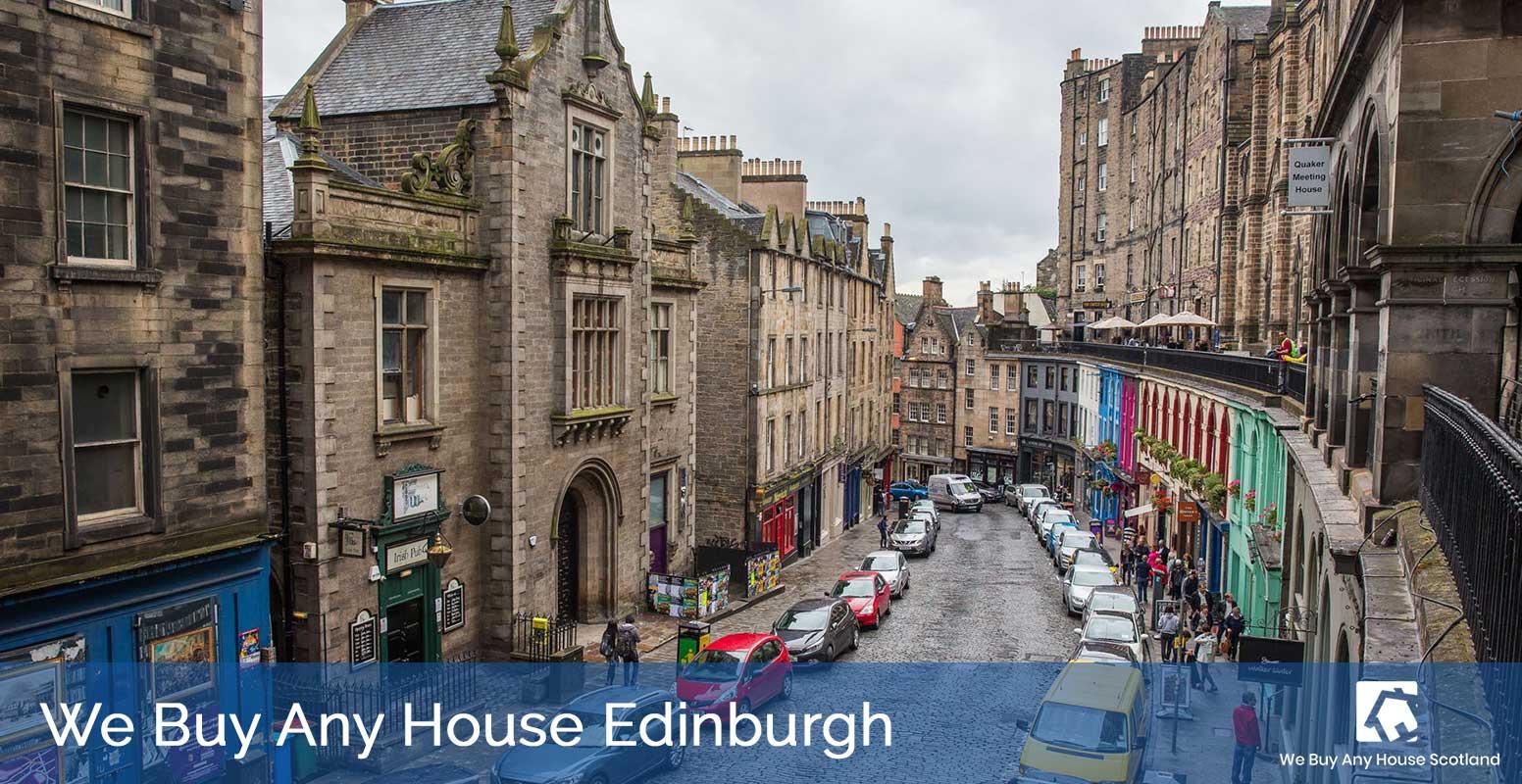 We Buy Any House Edinburgh