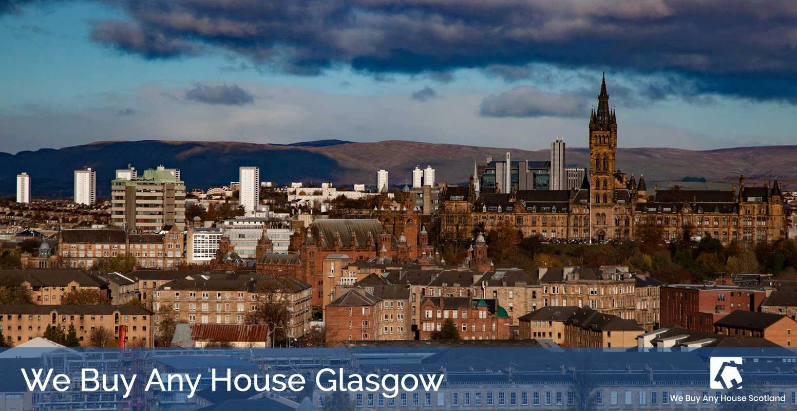 We Buy Any House Glasgow