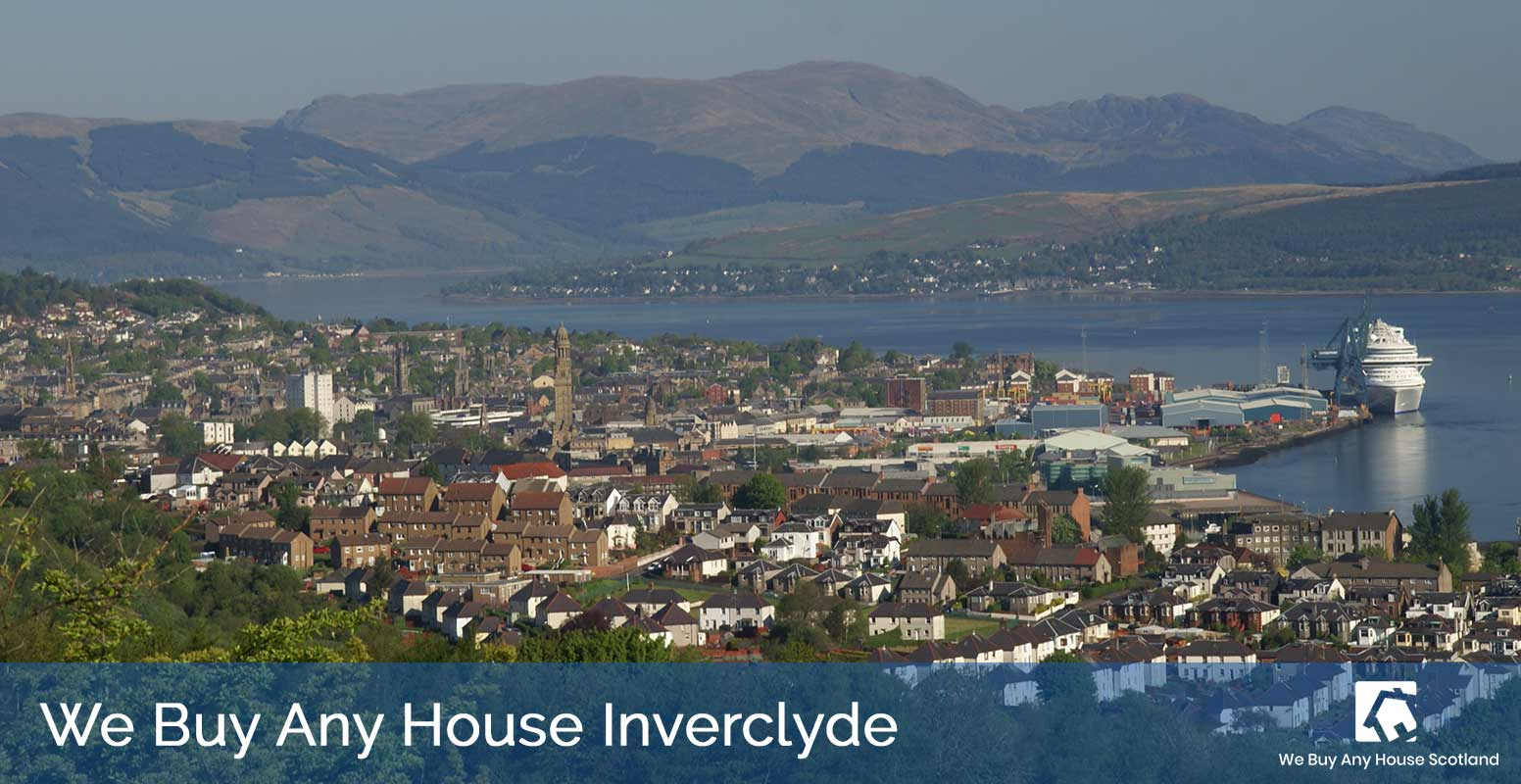We Buy Any House Inverclyde