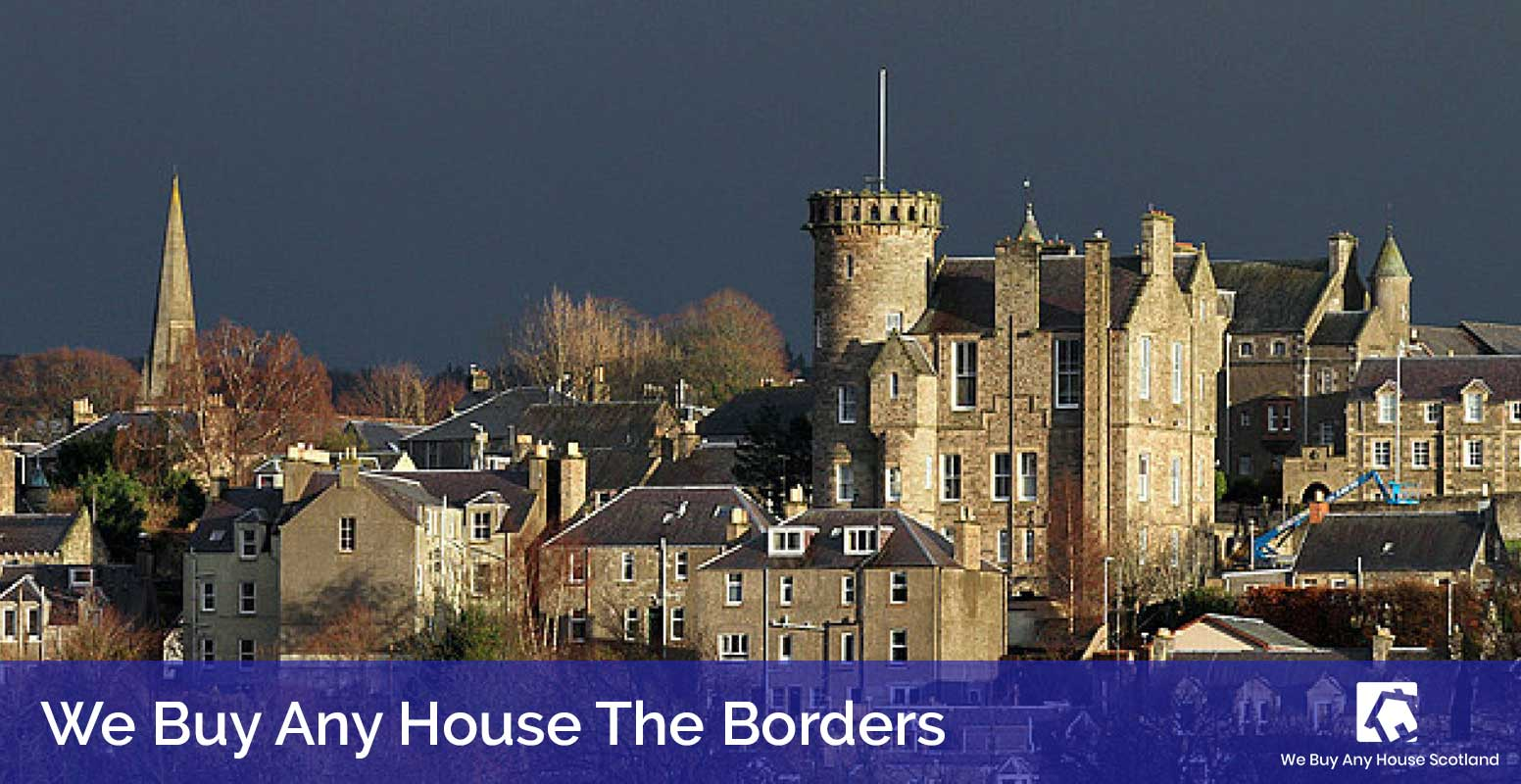 We Buy Any House The Borders